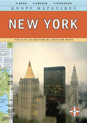 Picture of Knopf MapGuide New York
