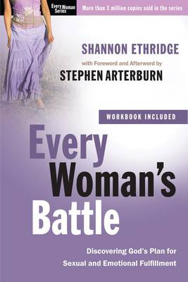 Picture of Every Woman's Battle (Includes Workbook) : Discovering God's Plan for Sexual and Emotional Fulfillment