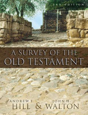 Picture of A Survey of the Old Testament