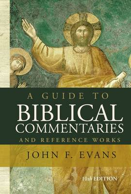 Picture of A Guide to Biblical Commentaries and Reference Works
