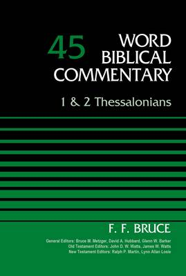 Picture of 1 and 2 Thessalonians, Volume 45