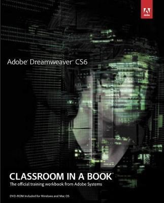 Picture of Adobe Dreamweaver CS6 Classroom in a Book