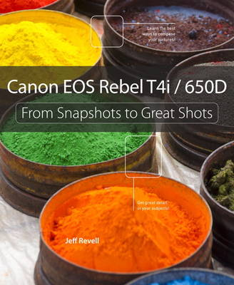Picture of Canon EOS Rebel T4i / 650D : From Snapshots to Great Shots