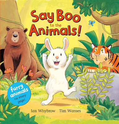 Say Boo to the Animals!