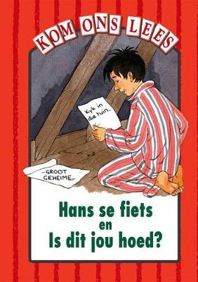 Picture of Hans Se Fiets En Is Dit Jou Hoed - Rooi Vlak