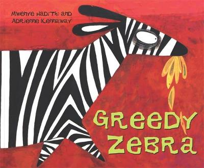 Picture of African Animal Tales: Greedy Zebra