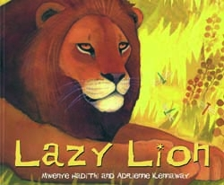 Picture of African Animal Tales: Lazy Lion