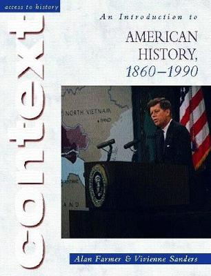 Picture of Access to History Context: An Introduction to American History, 1860-1990
