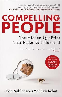 Picture of Compelling People : The Hidden Qualities That Make Us Influential