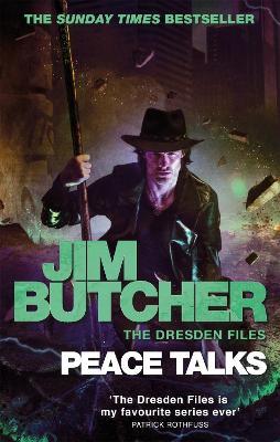 Peace Talks : The Dresden Files, Book Sixteen