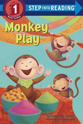 Monkey Play : Step Into Reading 1