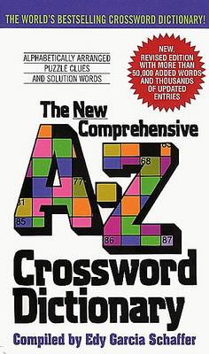 Picture of The New Comprehensive A-Z Crossword Dictionary