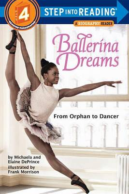 Picture of Ballerina Dreams : From Orphan to Dancer
