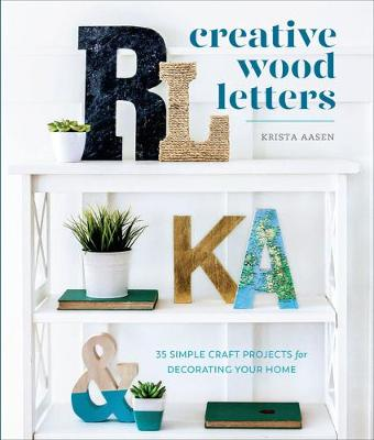 Picture of Creative Wood Letters
