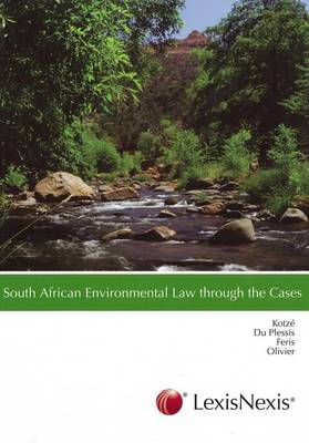 Picture of South African environmental law through the cases