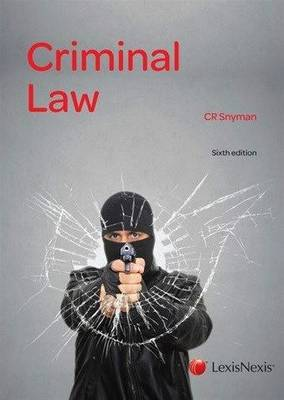 Picture of Criminal law