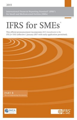 Picture of IFRS for SMEs