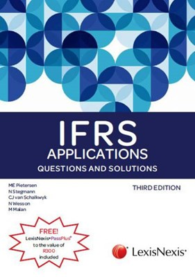 Picture of IFRS applications : Questions and solutions