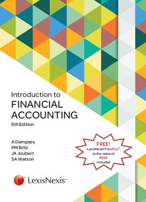 Picture of Introduction to financial accounting