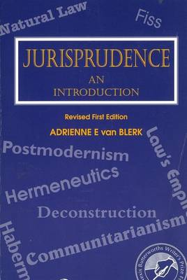 Picture of Jurisprudence : An introduction