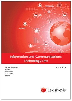 Picture of Information and communications technology law