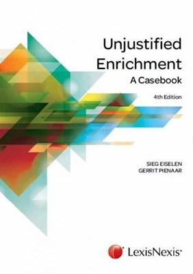 Picture of Unjustified enrichment : A casebook