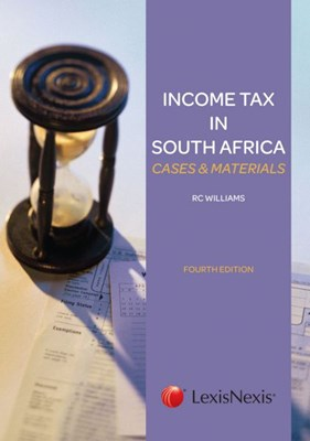Picture of Income tax in South Africa : Cases and materials