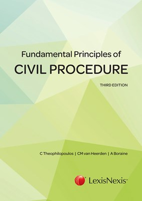 Picture of Fundamental principles of civil procedure