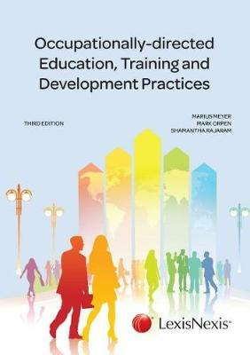 Picture of Occupationally - directed education, training and development practices