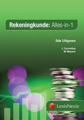 Picture of Rekeningkunde alles-in-1