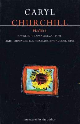 """Picture of Churchill Plays: """"Owners""""; """"Traps""""; """"Vinegar Tom""""; """"Light Shining in Buckinghamshire""""; """"Cloud Nine"""" v.1"""
