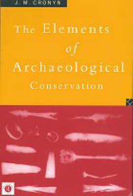 Picture of Elements of Archaeological Conservation