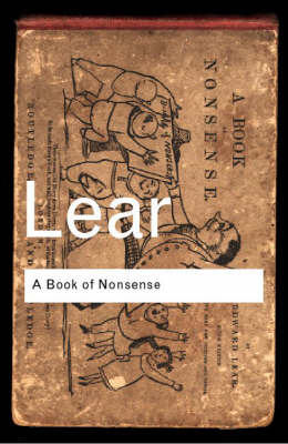 Picture of A Book of Nonsense