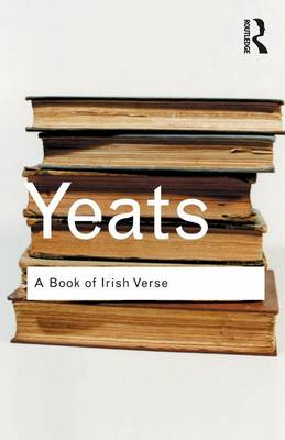 Picture of A Book of Irish Verse