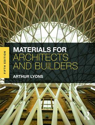 Picture of Materials for Architects and Builders