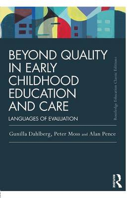 Picture of Beyond Quality in Early Childhood Education and Care : Languages of evaluation