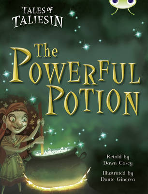 BC Gold A/2B Tales of Taliesin: The Powerful Potion