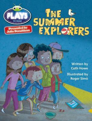 BC JD Plays Grey/3A-4C The Summer Explorers