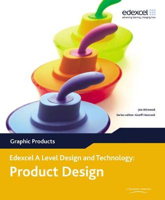 Picture of A Level Design and Technology for Edexcel: Product Design: Graphic Products