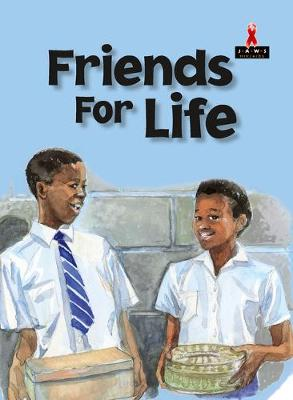 Picture of Junior African Writers Series HIV/Aids: Friends for Life: Level C