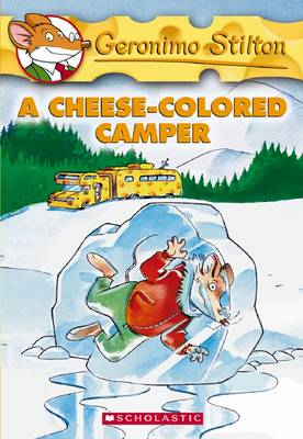 Picture of A Cheese-coloured Camper