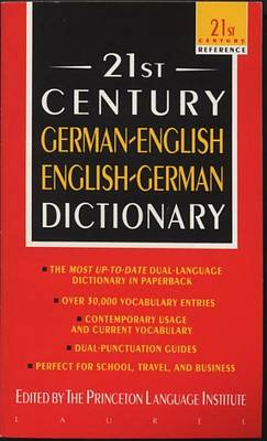 Picture of 21st Century German-English