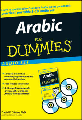 Picture of Arabic For Dummies Audio Set