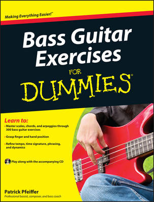 Picture of Bass Guitar Exercises For Dummies