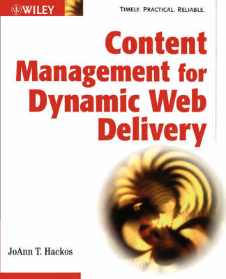 Picture of Content Management for Dynamic Web Delivery