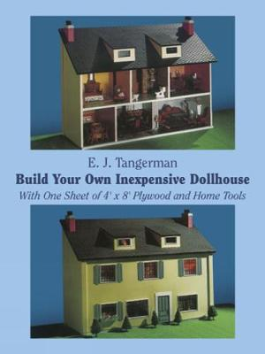 Picture of Build Your Own Inexpensive Doll-house with One Sheet of 4' x 8' Plywood and Home Tools
