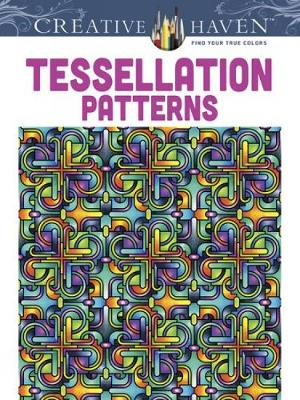 Picture of Creative Haven Tessellation Patterns Coloring Book
