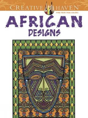 Picture of Creative Haven African Designs Coloring Book