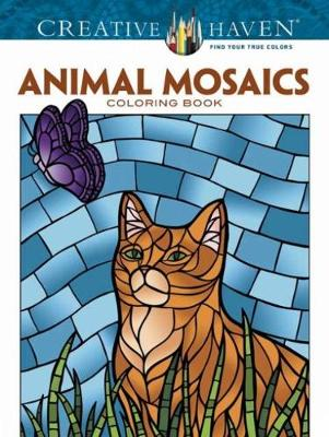 Picture of Creative Haven Animals Mosaics Coloring Book