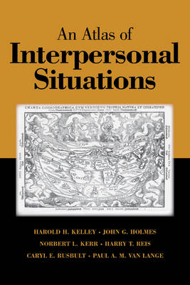 Picture of An Atlas of Interpersonal Situations